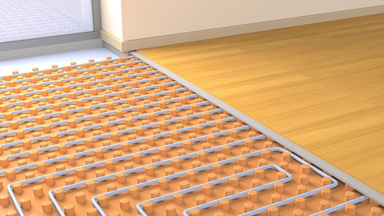 fusbodenheizung verlegen arten von heizsystemen kosten vorteile nachteile, fußbodenheizung: aufbau, funktion, vorteile & nachteile | vaillant, Design ideen