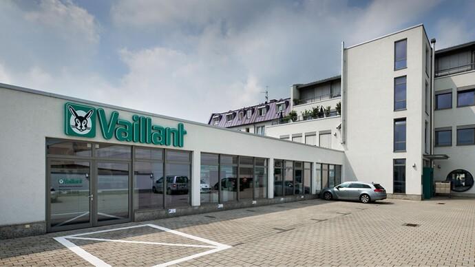 Kundenforum Vaillant Mannheim